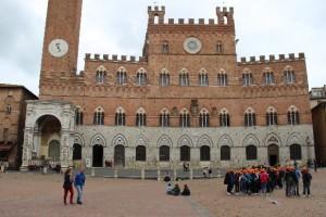 Cidade de Siena - Itália