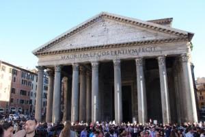 Pantheon – Roma – Itália