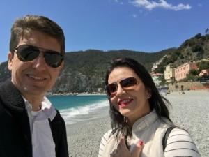 Cidade de Monterosso al Mare  - Itália