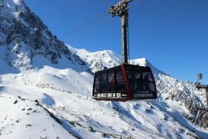 Mont-Blanc – 3.800m de altura