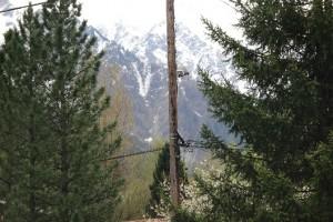 Cidade de Chamonix Mont-Blanc – França